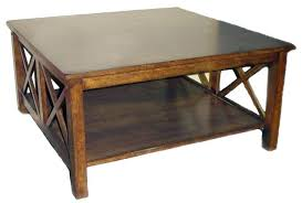 painters ridge square coffee table furniture stained varnished dimensions high quality mahogany 36 x awesome
