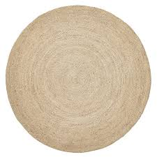 nordal round jute rug natural outdoors loading zoom