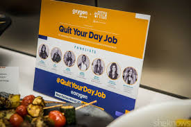 can you really quit your day job here s the real answer quit your day job sheknows panel