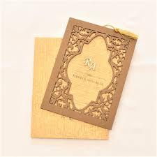 Alia Designs Invitations Laser Cut Wedding Invitation Indian Wedding Card Iwm Mcp1809
