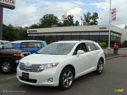 2010 Blizzard White Pearl Toyota Venza V6 AWD #31256782 | GTCarLot ...