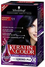 Schwarzkopf Keratin Color Anti Age Hair Color Cream 1 1