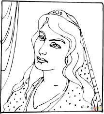 Small Picture Queen Esther Coloring Page New Coloring Pages itgodme