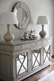 grey dining room chair. Credenza For Dining Room I Hope Can Find Something Like This - Love The Mirrored Doors. Want Lots Of Mirrors Opposite Window To Brighten Grey Chair S