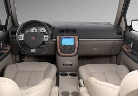 Interior Chop: Saturn Relay, Chevy Cobalt, Pontiac G6 with Nav