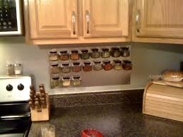 Kitchen Spice Rack Shelves Diy Kitchen Pantry Cooking Basics Rack Ideas Couch