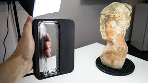 <b>Sense</b> 2 (RealSense SR300) <b>3D</b> Scanner Review - <b>3D</b> Scan Expert