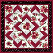 Patchwork Quilt Patterns Simple LOVE This Pattern Easy For Beginners Too Walk About Quilt Pattern