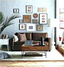what color rug goes with a brown couch brown couch living room decor fresh brown sofa