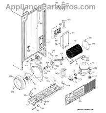 ge wr23x10300 power cord assembly appliancepartspros com part diagram