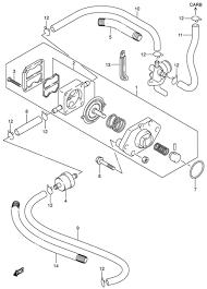 топливный насос fuel pump для моторов suzuki df4 2002 2003 года