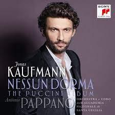 Nessun Dorma - The Puccini Album - Jonas Kaufmann, Giacomo Puccini, Antonio  Pappano, Orchestra e Coro di Santa Cecilia: Amazon.de: Musik