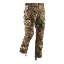 Scentblocker Mens 6 Pocket Pants 591332 Camo Pants At