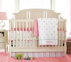 girls crib bedding sets for boys pink and gold nursery art baby