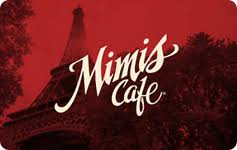 mimis cafe gift cards