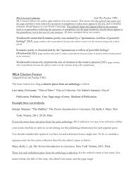 Mla Citation Essay Mla Citations Essay 1 1302