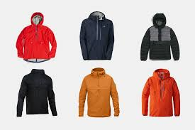 best anorak jackets