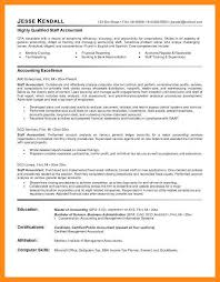 Staff Accountant Resume Samples 12 13 Public Accountant Resume Examples Lascazuelasphilly Com