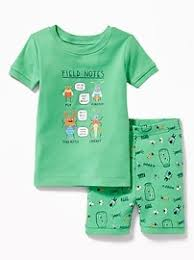 toddler boy pajamas old navy®  field notes bugs sleep set for toddler baby