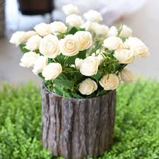 get ations small fresh modern american country simulation camellia flower garden artificial flowers artificial flowers silk flowers dried