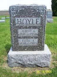 Albert Augustus Hoyle (1876-1934) - Find A Grave Memorial