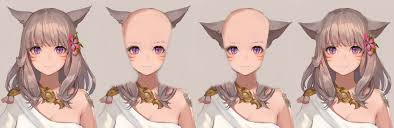 what annoys me the common anime cat girl is  what annoys me the common anime cat girl is that their cat ears are on