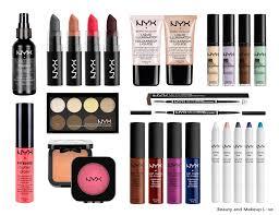 top nyx makeup s