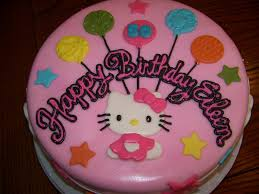 Hello Kitty Birthday Cakes Ideas For Your Little Ones Party