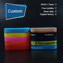 Buy <b>custom</b> wristband and get free shipping on AliExpress