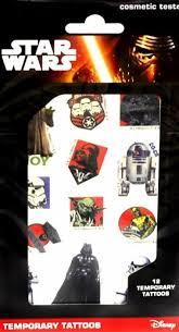 Tetování Star Wars Zssw01 Vaše Online Papírnictví