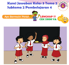 Kunci jawaban tema 4 kelas 2 di bawah ini diharapkan dapat membantu orang tua dan guru dalam mengoreksi jawaban siswa. Lengkap Kunci Jawaban Kelas 3 Tema 2 Subtema 2 Pembelajaran 4 Simple News Kunci Jawaban Lengkap Terbaru