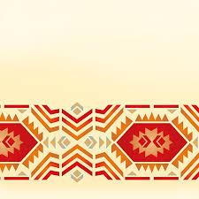 navajo border designs. Brilliant Navajo Mexicana Border Stencil With Navajo Designs