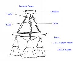 chandelier parts diagram awesome check out for the best lighting fixtures