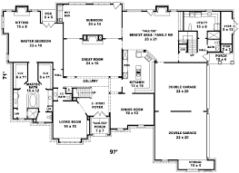 Bedroom House Plans   Hometraining coGallery of Bedroom House Plans