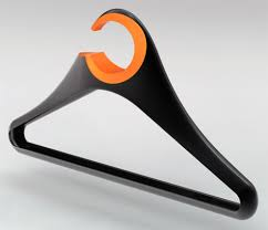 Stylish Hanger by Gordon Yeh for Iota Design