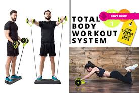 40 in 1 xtreme resistance total body workout machine ping livingsocial