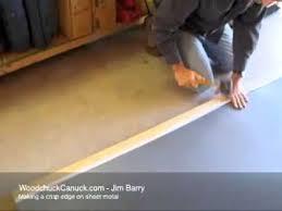 sheet metal bending hand tools bending sheet metal by hand in the workshop youtube