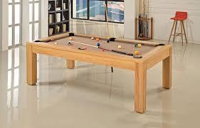 Tavolo Da Pranzo Biliardo : Da pranzo in legno massello tavolo biliardo ft