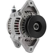 Amazon.com: Alternator Toyota Forklift 4Y 11Z 5K 4P V1512 Engine ...