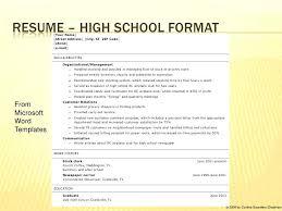 Teenage Resume Template Interesting Resume Template Teenager Peachy Resumes Resume Examples Example