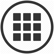Apps Symbol Apps Grid Interface Menu Tile Icon