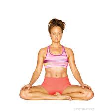 original yoga painting omwoman yoga meditate. Seated Meditation Original Yoga Painting Omwoman Meditate N