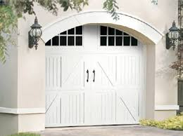 carriage garage doorAffordable Steel Stamped  Overlay Carriage Garage Doors  Concord