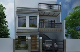 Small Picture Modern House Designs Series MHD 2012007 Pinoy ePlans