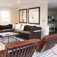 living room ideas with brown sectionals. Brown Velvet Sectional View Full Size. Chic Living Room Ideas With Sectionals E
