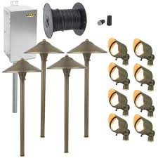 landscape lighting packages with kits outdoor volt and 11 f03dbe82 ad16 444c 9290 3e3a23a02f66 on 1000x1000 1000x1000px