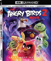 The Angry Birds Movie 2 Blu-Ray Region Free IMPORT Keine deutsche Version:  Amazon.de: Jason Sudeikis, Josh Gad, Leslie Jones, Bill Hader, Rachel  Bloom, Awkwafina, Sterling K. Brown, Eugenio Derbez, Tiffany Haddish, Danny