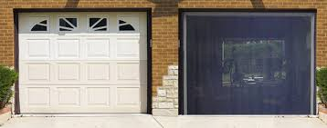 12 foot wide garage doorGarage Door Screens for Residential and Commercial