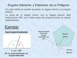 pilis formula angulo interno de