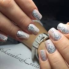 Decorative Nail Art Designs Nail Art 100 Best Nail Art Designs Gallery Beige nail Black 61